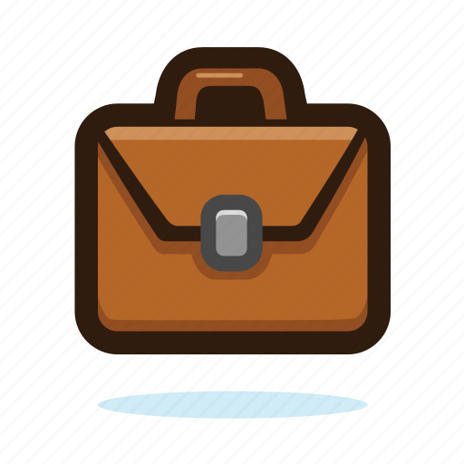 bag, briefcase, business, career, case, job, luggage, office, portfolio, suitcase, travel, work icon