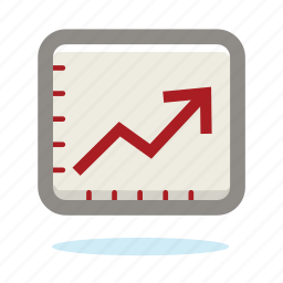 analytics, bar, business, chart, charts, diagram, finance, financial, graph, growth, line chart, pie, report, statistics icon