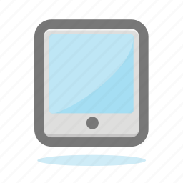 apple, communication, device, handheld, ipad, mobile, phone, screen, smartphone, tablet, technology, telephone icon