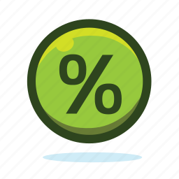 discount, finance, interest, percent, percentage, price, sale, shopping icon