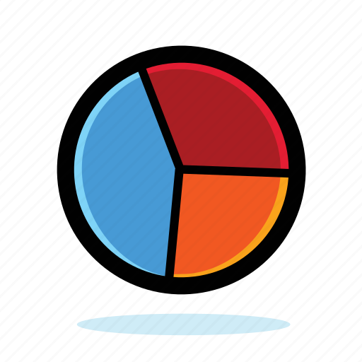 analytics, bar, business, chart, charts, diagram, finance, financial, graphs, line, marketing, pie, piechart, portion, report, statistics icon
