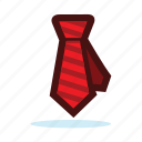 business, financial, man, office, tie, web icon