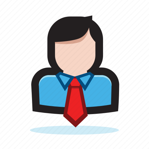 account, boss, business, businessman, clerk, human, male, man, manager, men, people, profile, user, useroffice icon