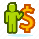 cash, checkout, earn money, earnmoney, ecommerce, money, pay, payment icon