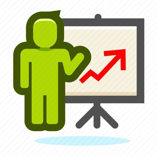 business, chart, ecommerce, finance, financial, graph, infographic, money, presentation, report, statistics icon