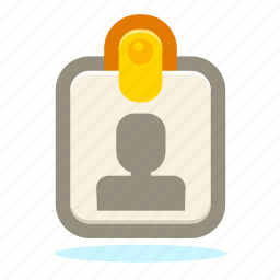 account, card, people, staff, staffcard, user icon