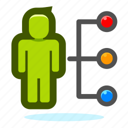 communication, connection, marketing, network, organization, social, structure icon