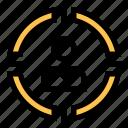 head, hunting icon