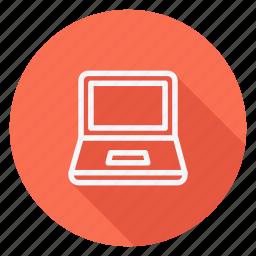 business, communication, computer, laptop, lifestyle, marketing, networking icon