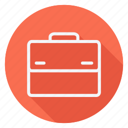 briefcase, business, communication, lifestyle, marketing, networking, suitcase icon