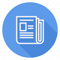 business, communication, lifestyle, marketing, networking, newspaper, office icon