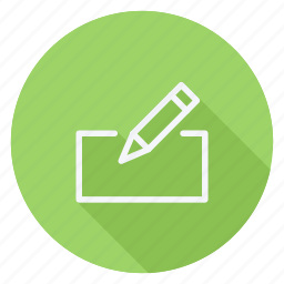 business, communication, lifestyle, networking, note, office, pen icon