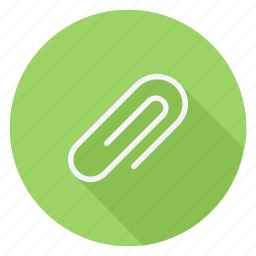 business, clip, communication, marketing, networking, office, paperclip icon