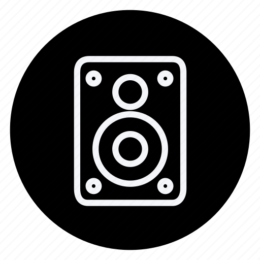 business, communication, marketing, networking, office, soundbox, speaker icon
