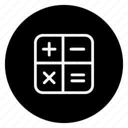 business, calculator, communication, lifestyle, marketing, networking, office icon