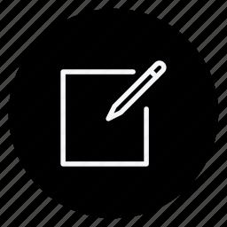 business, communication, lifestyle, marketing, networking, office, writing icon