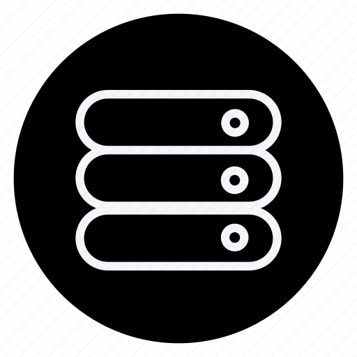 business, communication, lifestyle, marketing, networking, office, server icon