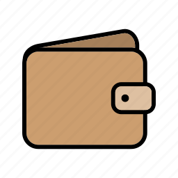 cash, purse, wallet icon