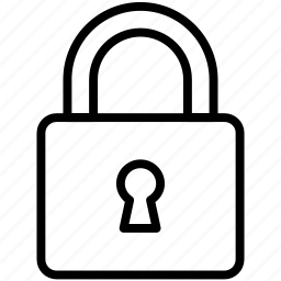 lock, protected, safe, security icon icon