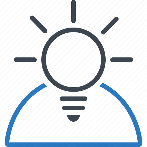 finding, idea, solutions, strategy icon