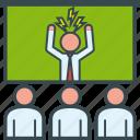 angry, boss, business, meeting, presentation, team, training