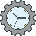 clock, day, job, occupation, time, work, worker