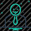 bloke, gentleman, man, menfolk, people, profile, user icon