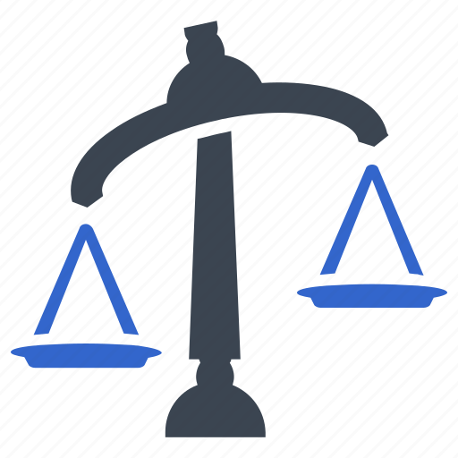 Balance, choice, justice, law, scale icon - Download on Iconfinder