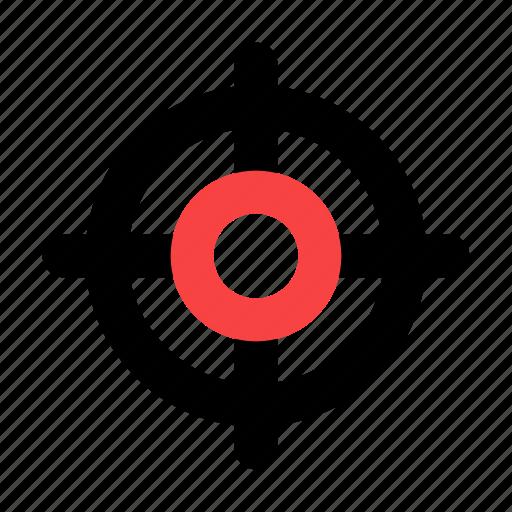 business, focus, management, presentation, target icon