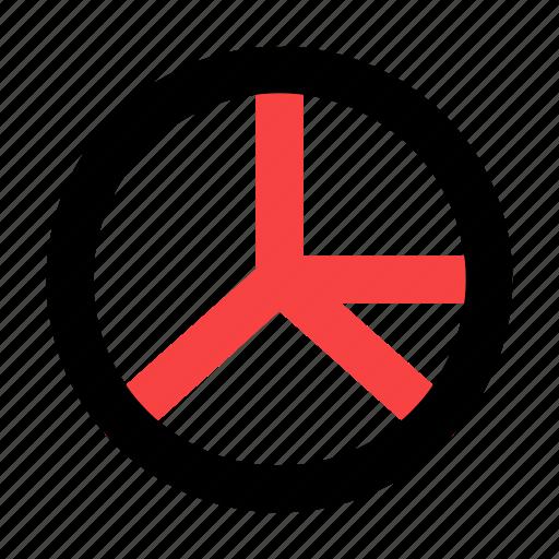 business, chart, management, pie, presentation icon