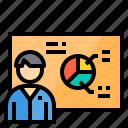 analysis, business, finance, management, marketing icon
