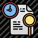 analysis, business, data, finance, management, marketing icon