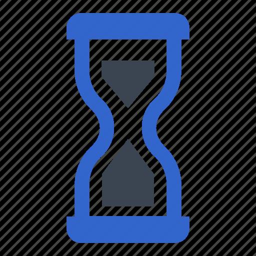 deadline, hourglass, timer, wait icon