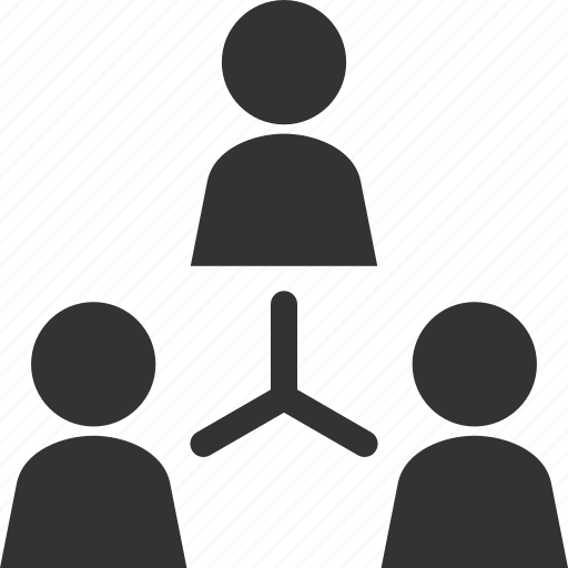 business, businessman, connection, office, team, teamwork icon
