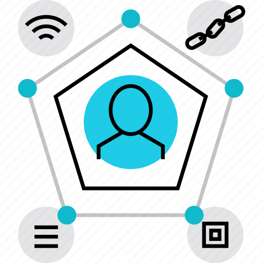 business, communication, connection, contact, networking, relations, work icon