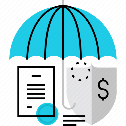 assurance, care, custody, insurance, protection, security, ward icon