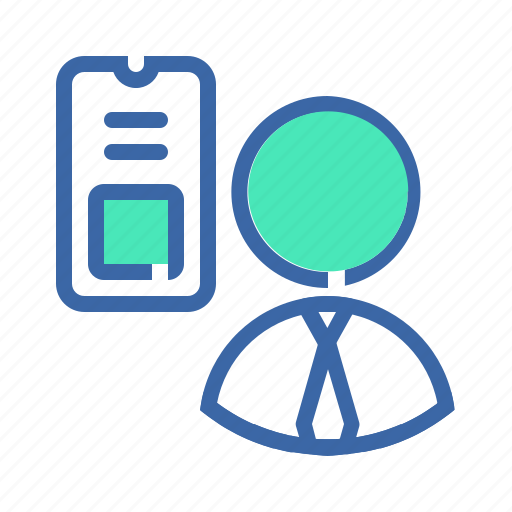 client, corporate, management icon