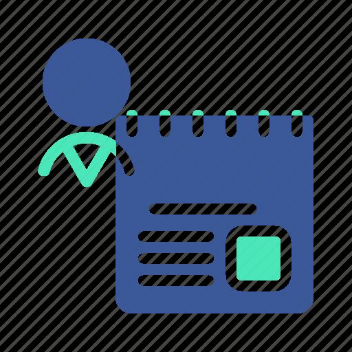 corporate, event, management icon