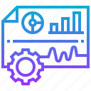 analysis, business, chart, dashboard, performance icon