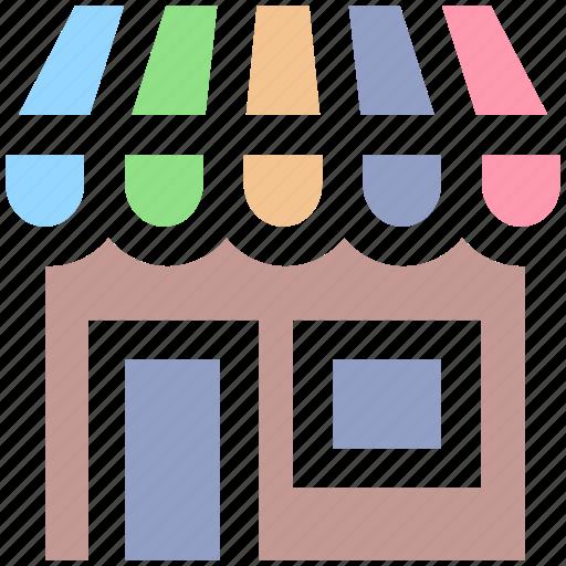 market, market store, shop, shopping, store, web shop icon