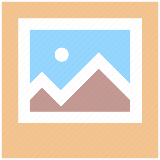 Frame, image, landscape, photo, picture icon - Download on Iconfinder