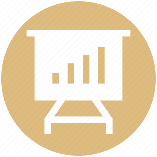 Board, business, chart, diagram, graph, statistics icon - Download on Iconfinder