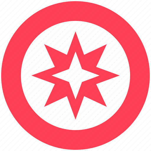 Browser, compass, location, map, navigation, rose icon - Download on Iconfinder