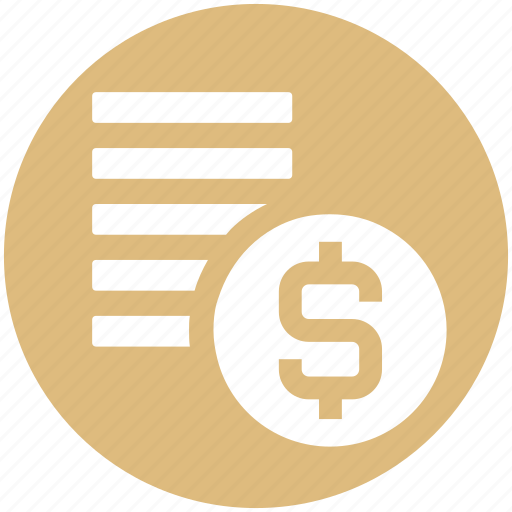 Coin, coins, currency, dollar, money, payment icon - Download on Iconfinder