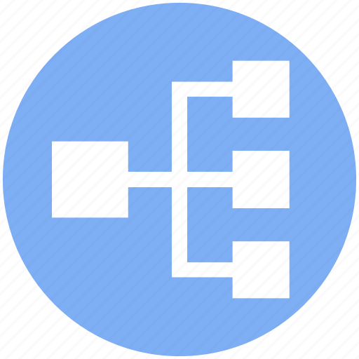 Connection, data, diagram, management, network icon - Download on Iconfinder