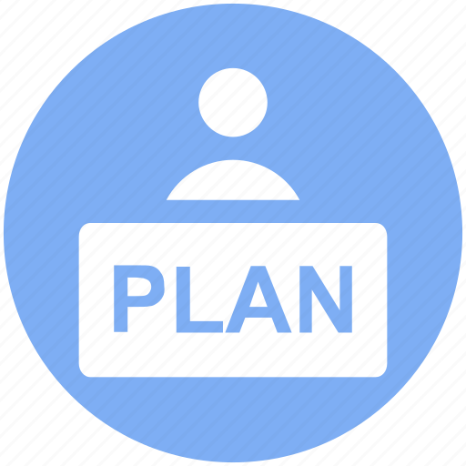 appointment, business, event plan, human, plan, user icon