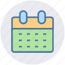 calendar, event, month, plan, schedule, strategy