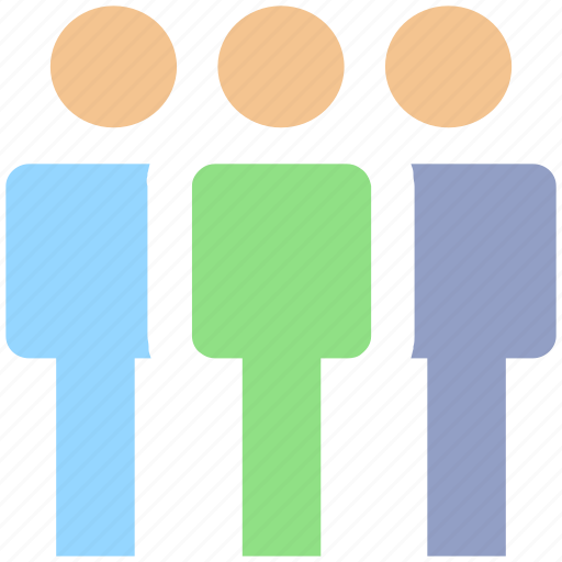 Businessmen, management, meeting, people, standing, users icon - Download on Iconfinder