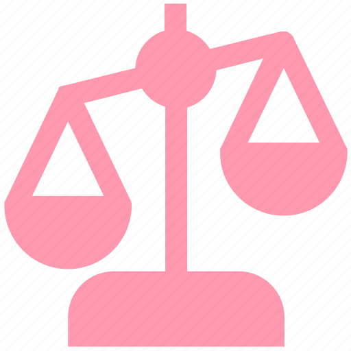 Balance, business, justice scale, law, scale icon - Download on Iconfinder