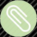 attach file, attachment, business, clip, office, paperclip